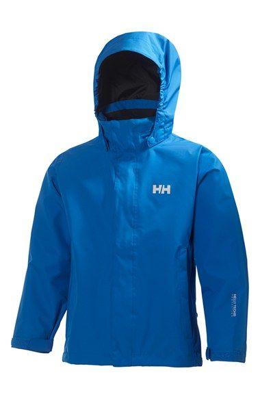 Helly-Hansen Jr Waterproof Seven J Rain Jacket