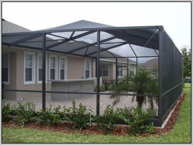 Screen Patio Enclosures Tampa Pool Screen Enclosure Florida