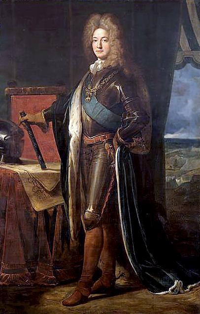 Adrien Maurice de Noailles - par Éloi Firmin Féron - 1834
