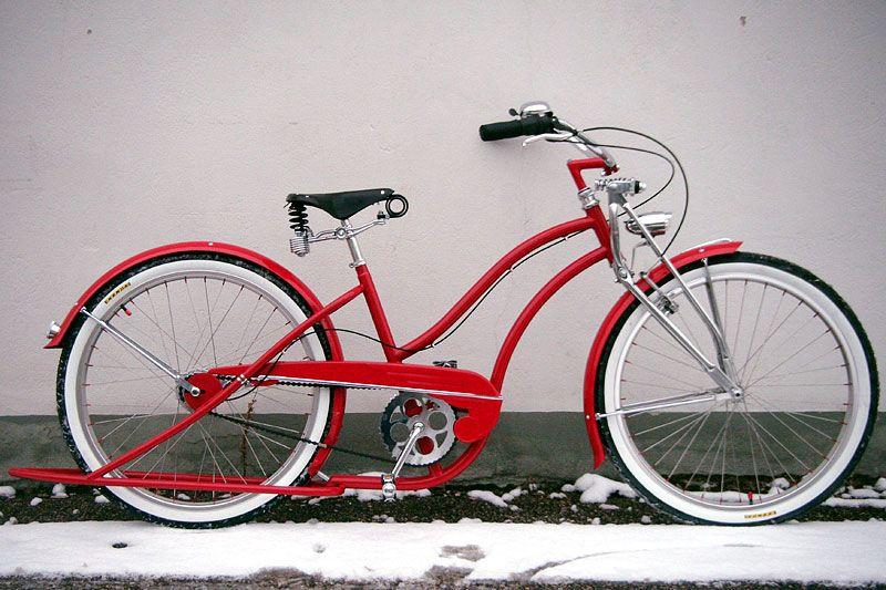 Img Bicycle Custom Bikes Cruiser Bicycle