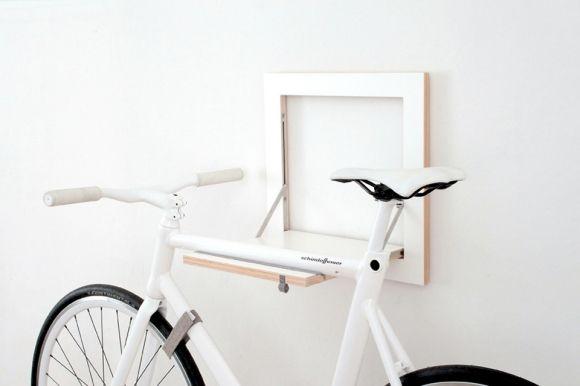 Slit Bike Rack by Mikili Design