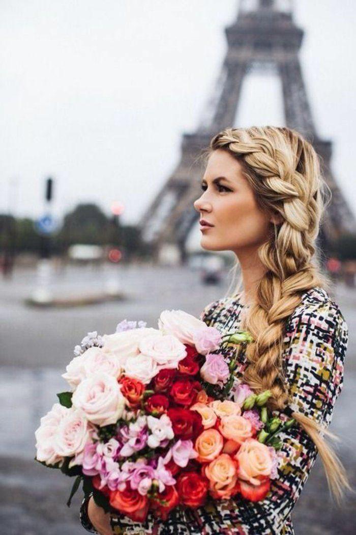 Les 15 plus belles coiffures bohème repérées sur Pinterest