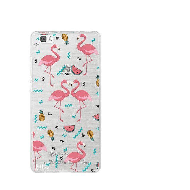 coque huawei p8 lite 2016 flamingo