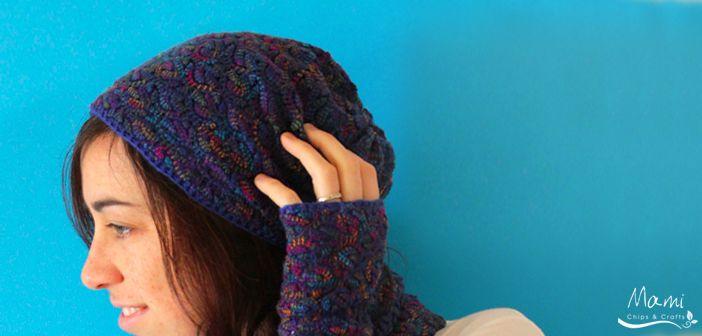 Cappello fai da te dal riciclo di un vecchio maglione (TUTORIAL ... 054aa62c0141
