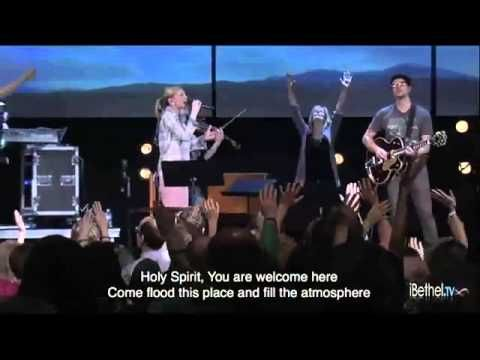Kim Walker Smith Holy Spirit You Are Welcome Here Canciones Musica Alabanza