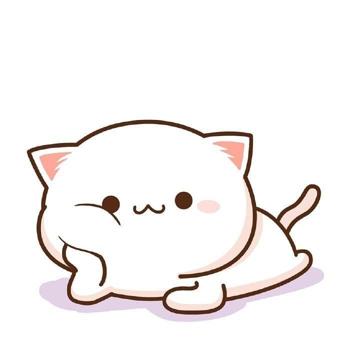 #animals #animal #animallover #animallovers #animalsof #animaladdicts Admiring Peach (bujuexiaoxiao) creation #cats #animals #love # #lovelycouple #cute #comics #friendship #illustration #kawaii #anime #peachcat #kitten #gomacat #mochi #peachandgoma #mochimochicat #loving #quikucat #couples #relationship #romance