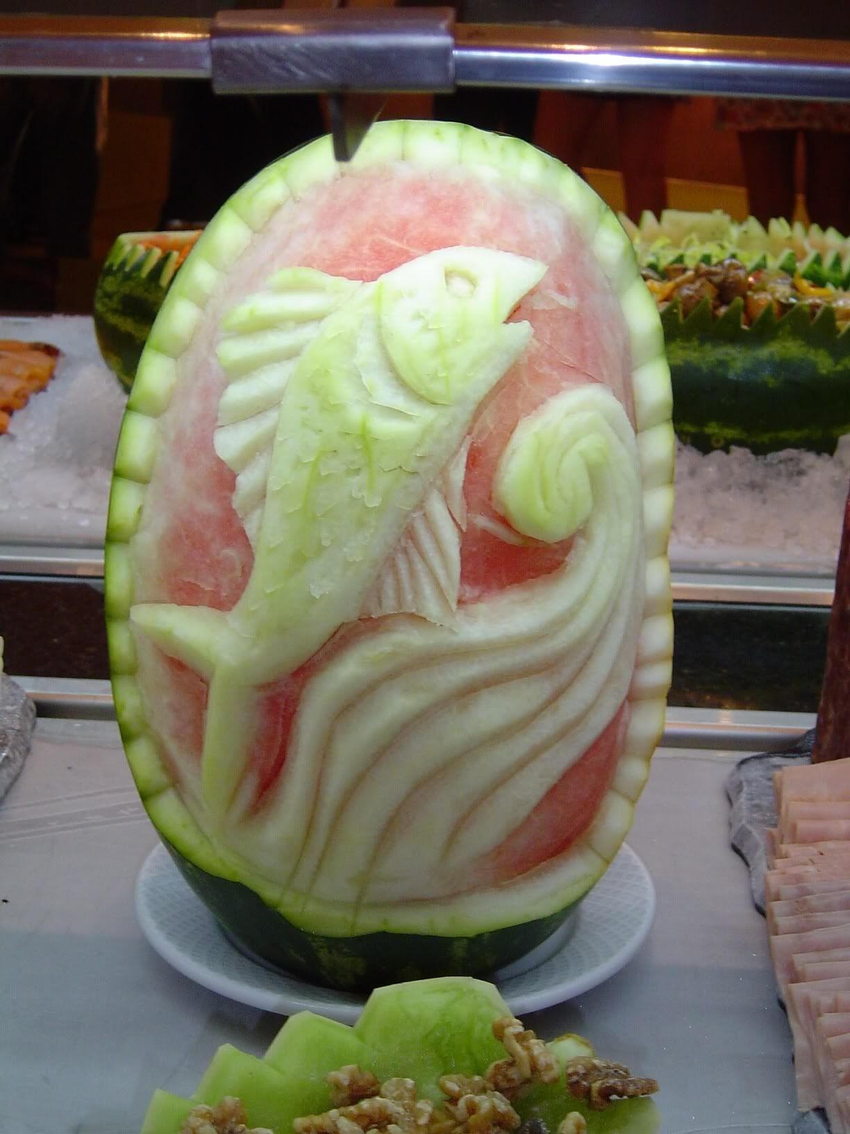 Artwork pictures cool watermelon art food