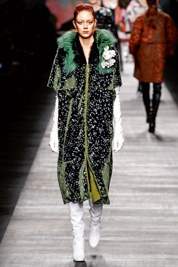 Vogue Trend Report A/W 2014-15: Green. To view, visit: http://www.vogue.in/content/vogue-trend-report-aw-2014-15-green#1