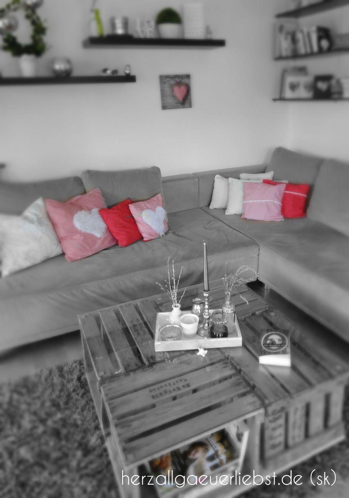 bauen wir uns einen wohnzimmertisch vor einiger zeit. Black Bedroom Furniture Sets. Home Design Ideas