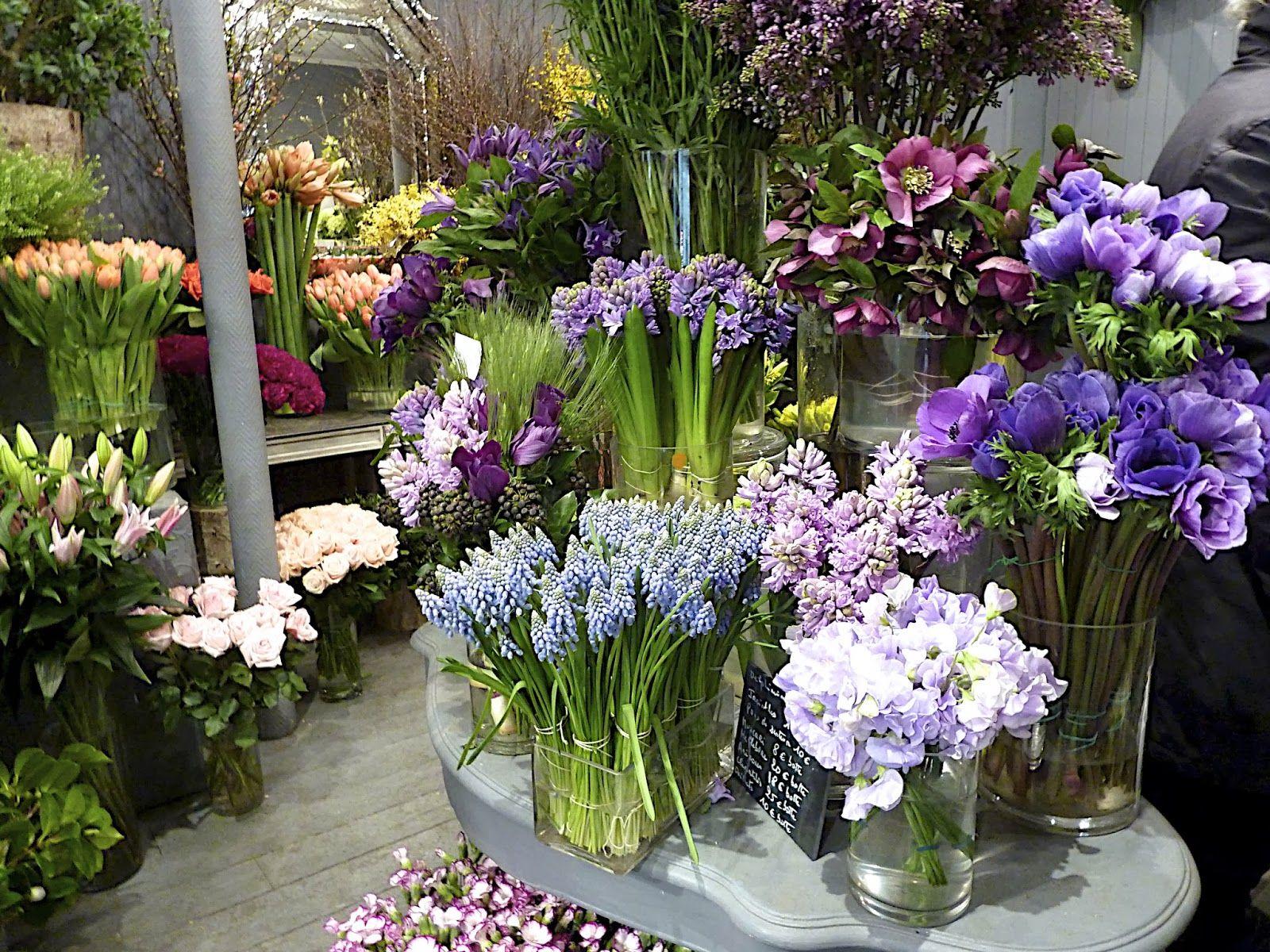 fleuriste even 53 rue notre dame de lorette 75009 paris bonnes adresses pinterest fleurs. Black Bedroom Furniture Sets. Home Design Ideas