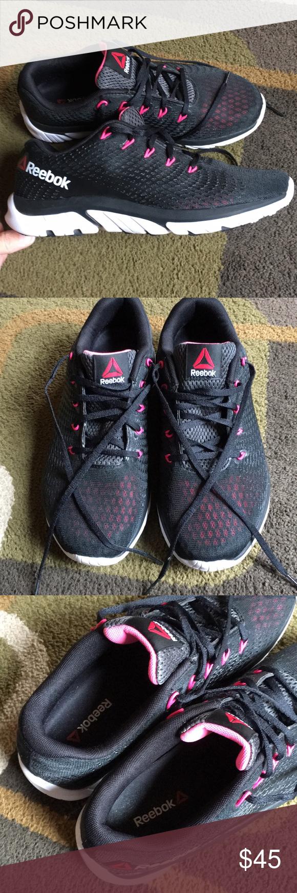 Reebok ZStrike Elite running sneakers💕 Pink reebok shoes