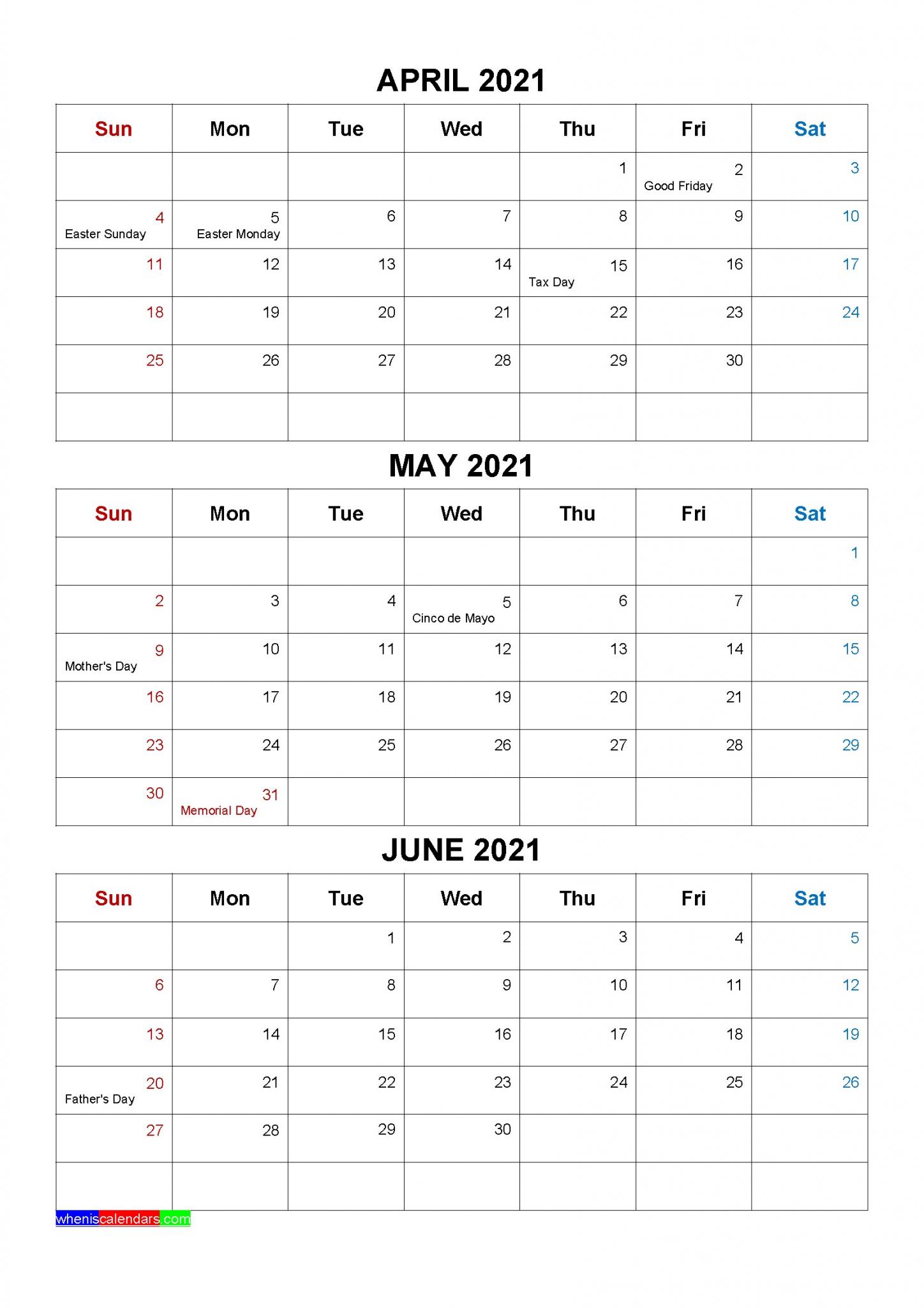 May June 2021 Calendar Pinterest Calendar Template 2020 Calendar Template Calendar Printables