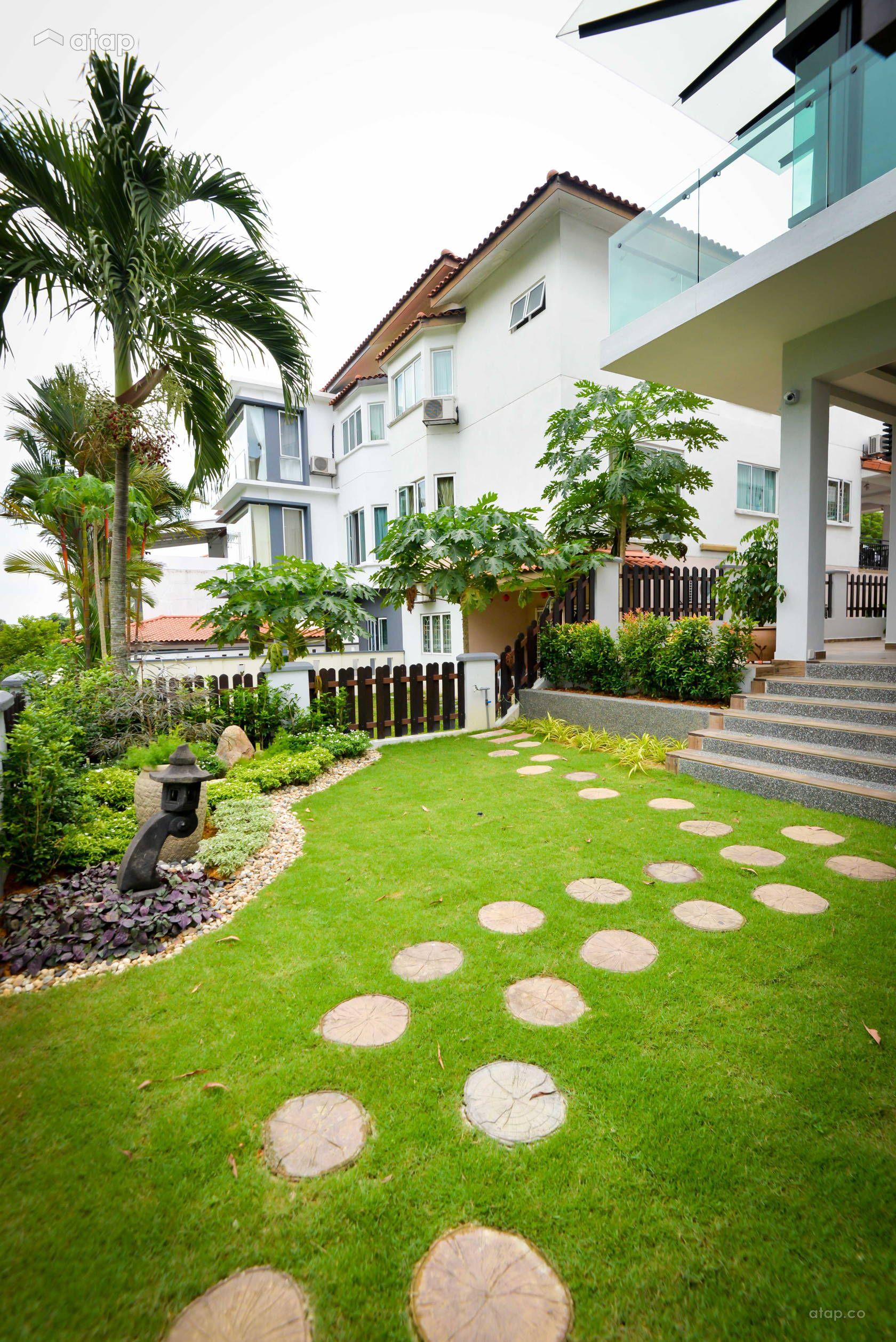 Small Garden Landscape Design Malaysia Inspirational ...
