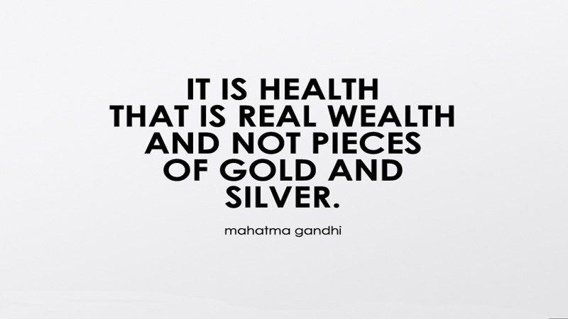 Health Conscious Quotes Health Quote Short Health Quotes Health Quotes Health Is Wealth Quotes
