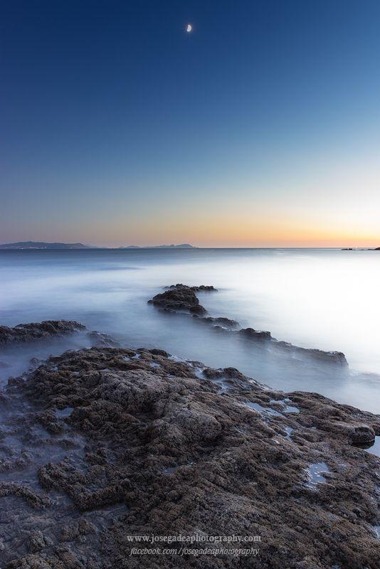 Rock & Fog. #pontevedra #coruña #ourense #lugo #vigo #ferrol #paisaje #galicia #naturaleza