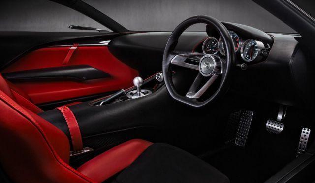 2018 Mazda RX7 Interior