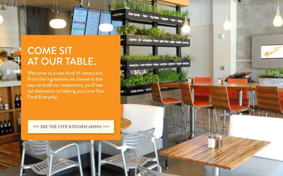 LYFE Kitchen, Palo Alto. | Love Your Food Everyday | San ...