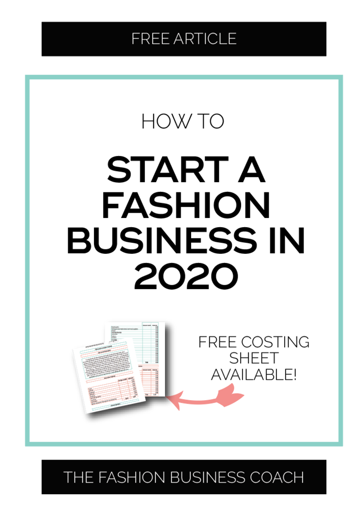 Clothing Fashion Design & Manufacturing Business Plan and