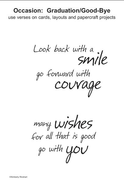 Pin by whitney blanchard on quotes | Goodbye words ...
