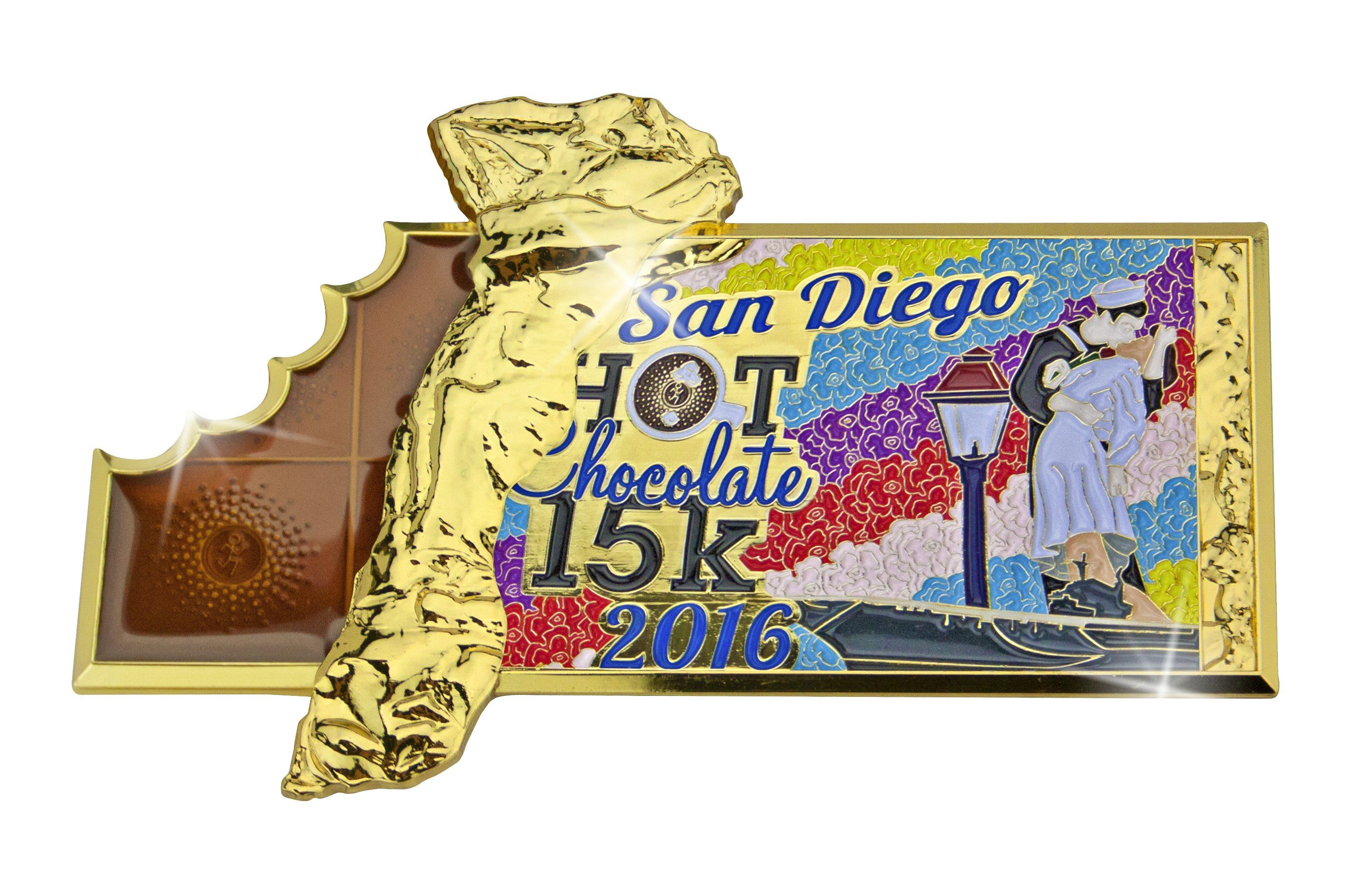 San Diego Hot Chocolate 15K | Future Half Marathons | Pinterest ...