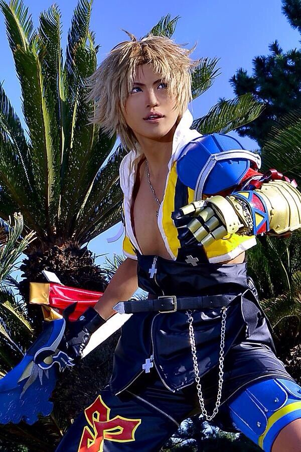 Cosplay Final Fantasi this is the best cosplay i've seen yet | final fantasy fixation