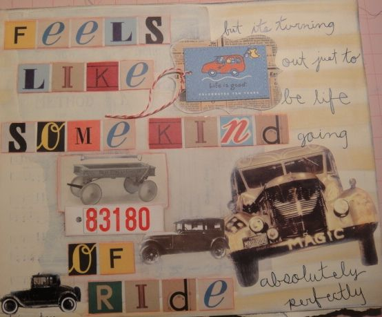 Some Kind of Ride by curiouserdesign, via Flickr