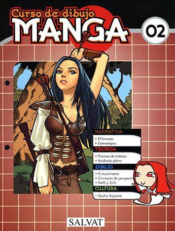 Curso De Dibujo Manga En Pdf By Salvat 6 Volumenes Dibujo Manga Aprende A Dibujar Comic Libros De Dibujo Pdf