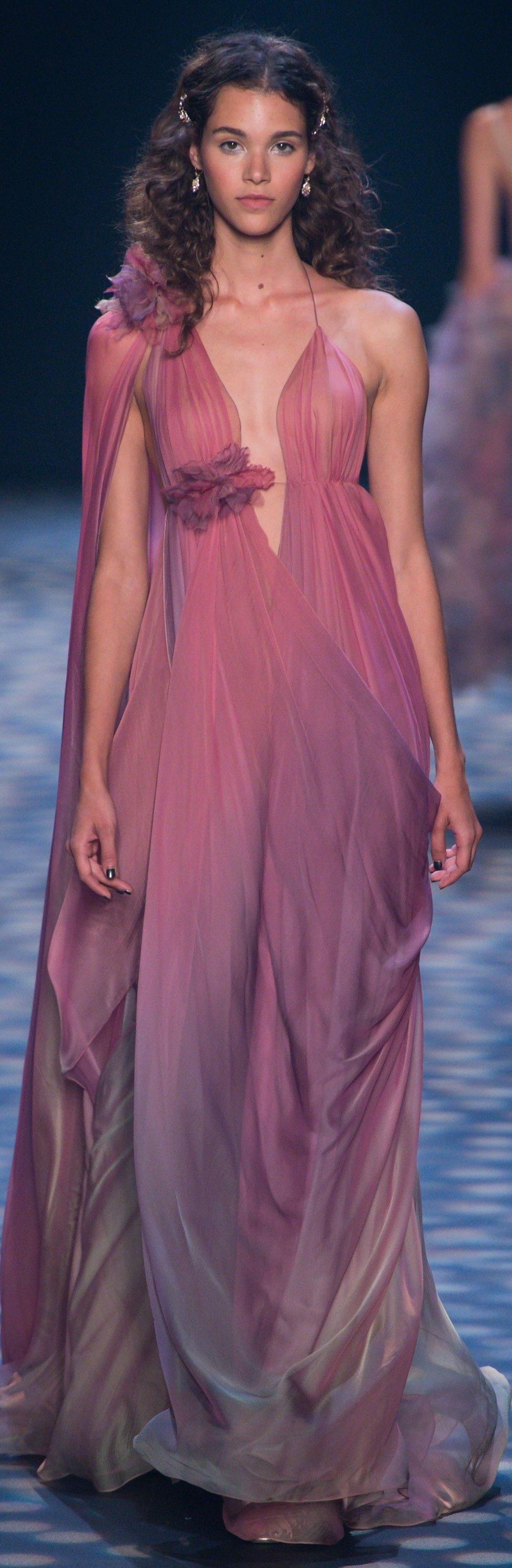 Marchesa Spring 2017 | ❤ Beautiful dresses❤ | Pinterest ...