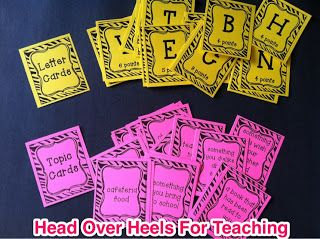 May 18 - Word Wizards  by Head Over Heels For Teaching