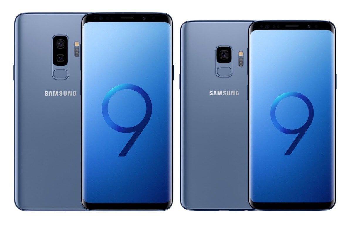 Samsung Galaxy S9 Und Galaxy S9 Offiziell Vorgestellt Samsung Speicherkarte Galaxis