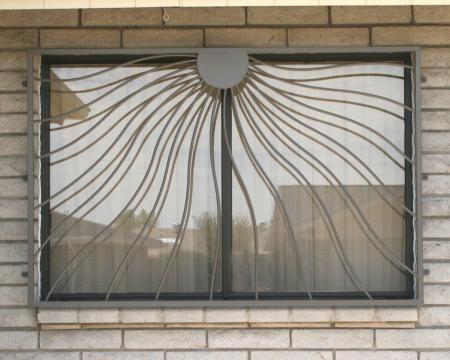 Burglar Bars Window Bars Grill Door Design Burglar Bars