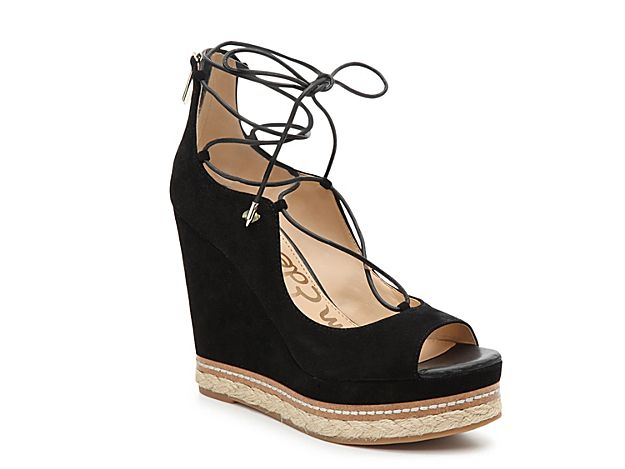 3da63ddef82 Women Harriet Wedge Sandal -Black | Shop the look products | Wedges ...