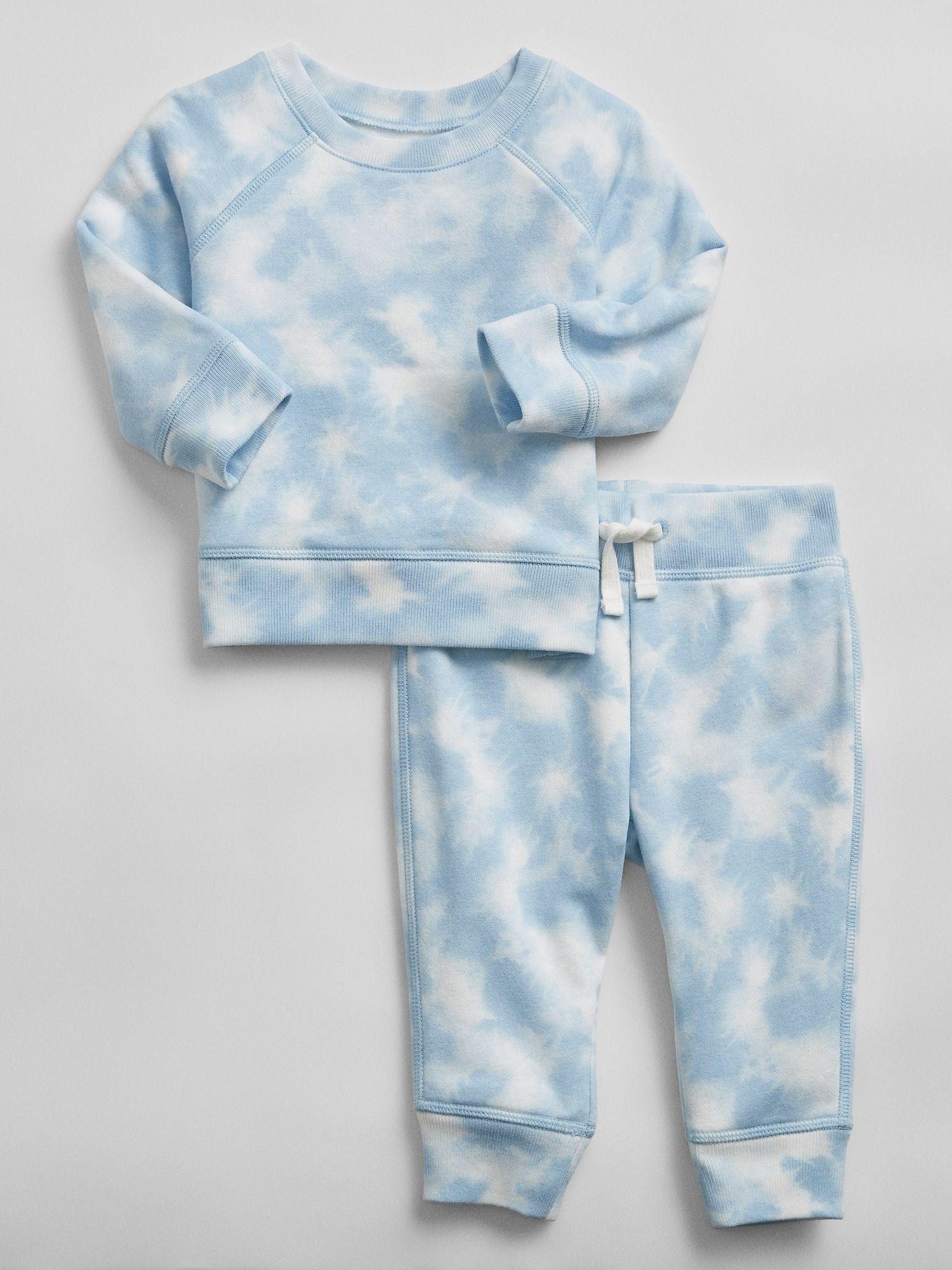Baby Tie Dye Sweatshirt Set Sweatshirt Set Tie Dye Sweatshirt Baby Tie [ 2000 x 1500 Pixel ]