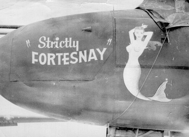 Nose-art em aviões da Segunda Guerra 09