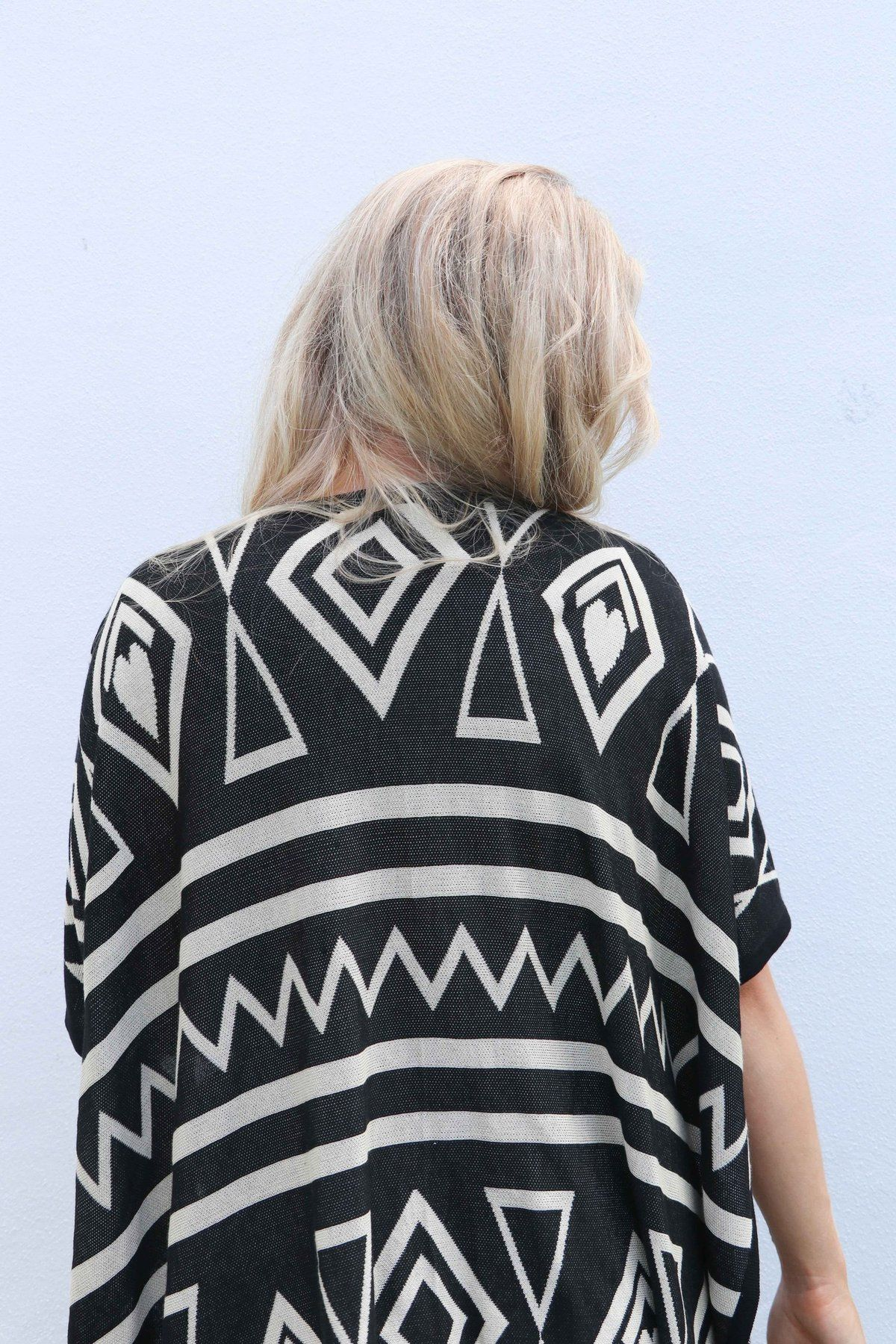 This Women S Poncho Comes In Sizes Small Medium And Medium