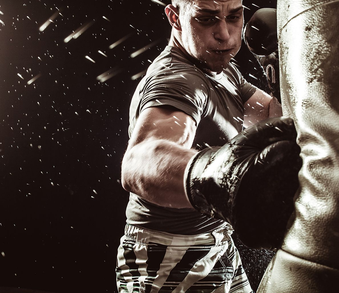 How ufc gym can help you the endurance strength