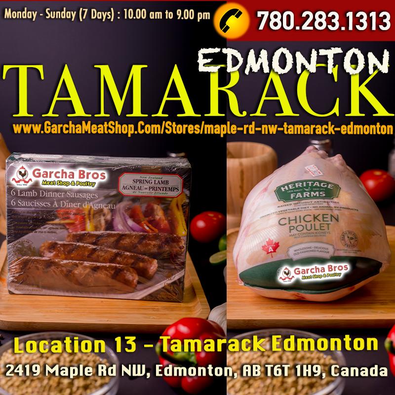 Tamarack Edmonton Fresh Meat 7802831313 Quality Take Away Meat Tamarack Edmonton Garcha Meat In 2020 Meat Shop Lamb Dinner Fresh Meat