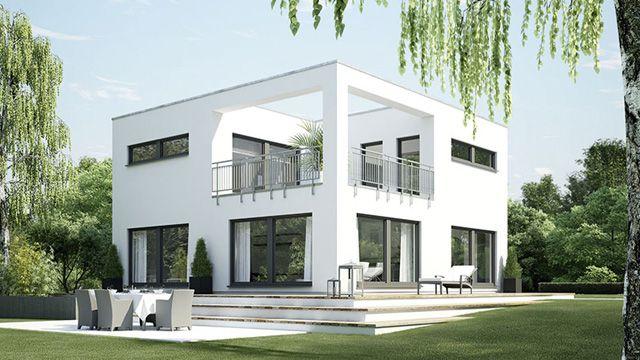 fertighaus modern - Google-Suche | Architecture & Design | Pinterest ...