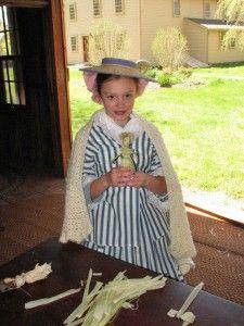 Make a Corn Husk Doll