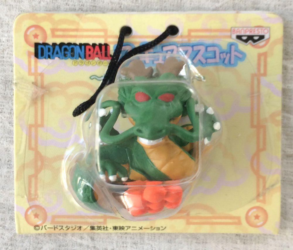RARE! Dragon Ball Z Mini Mascot Figure Shenron JAPAN ANIME MANGA