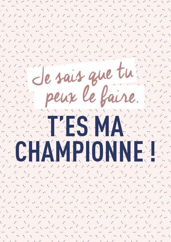 Es Ce Que Je Peux : Faire,, Championne, #mantra, #phrase, #magique, #kids, #enfant, #championne, #originalkid…, Sympas,, Gentil,, Phrases, Positives