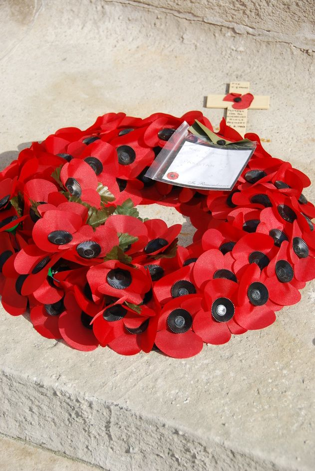 Pin by Robin Armijo Hess on Wreath Remembrance sunday
