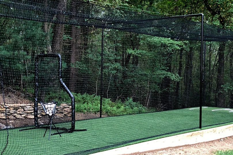 How to Build a Batting Cage for Your Backyard Batting
