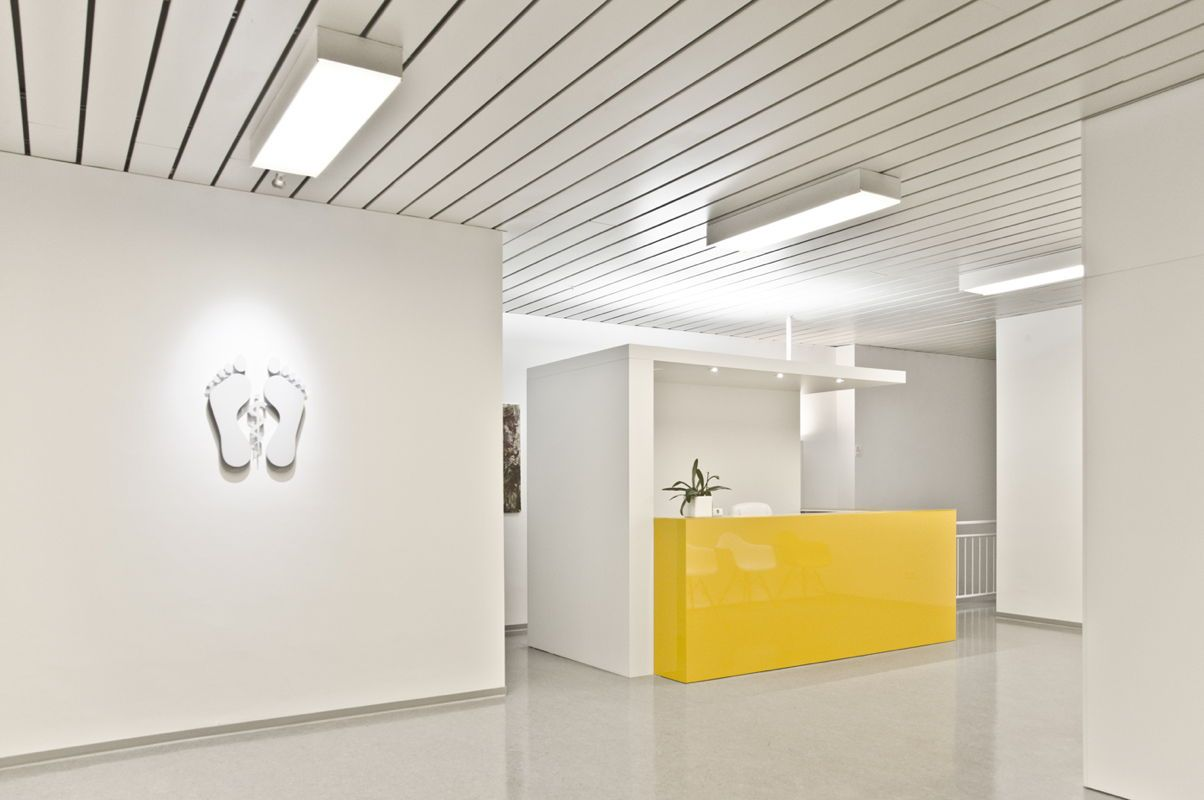 Praxis Design Praxis For Podiatry Interior Design - Studio Dlf By ...