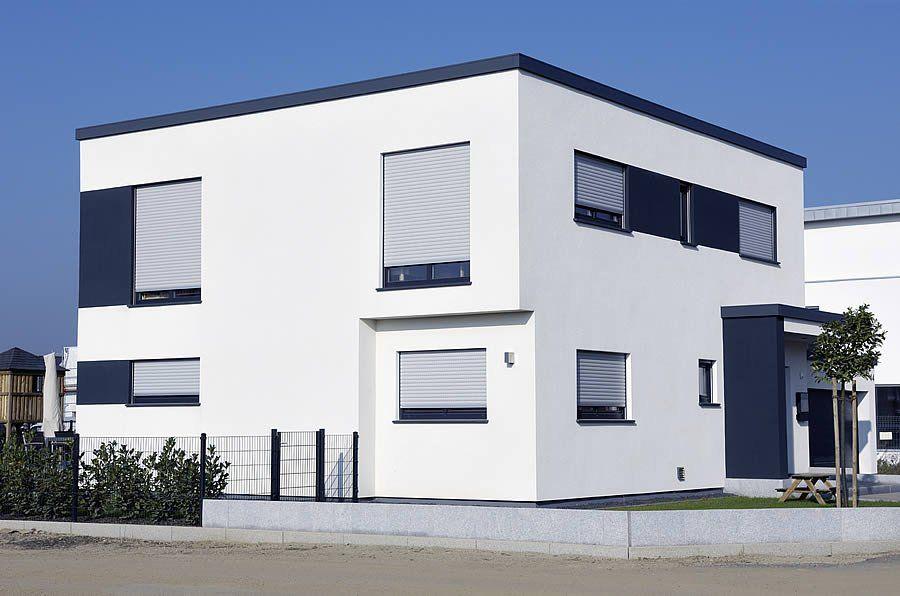 Popular Bauhaus Flachdachhaus Bilder Referenzen NURDA Hausbau Hannover BG Bauhaus Flachdachhaus