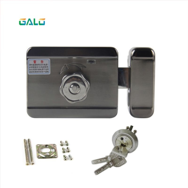 Special Chance Of High End Single Double Access Control System Electronic Integrated Rfid Electric Door Lock And Rfid Reader Di 2020