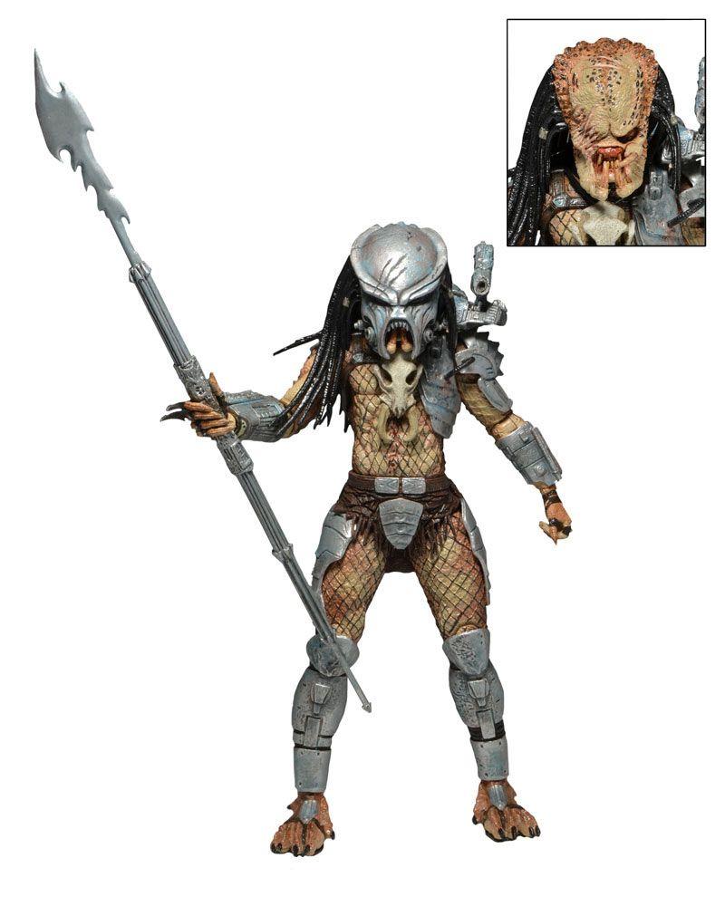 Figura Predator, Fire and Stone, Ahab Predator SDCC 2014 Exclusive 20cm, NECA Figura articulada de 20cm del Predator Ahab, exclusivo del evento SDCC 2014, creada por NECA.