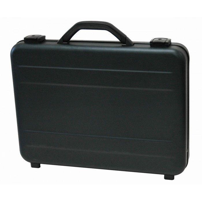 """T.Z Case Aluminum Briefcase 18/"""" Hard-Sided Laptop Case Attache Case"""