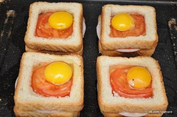 Gefüllte Sandwiches – 2 Arten #onepandinnerschicken
