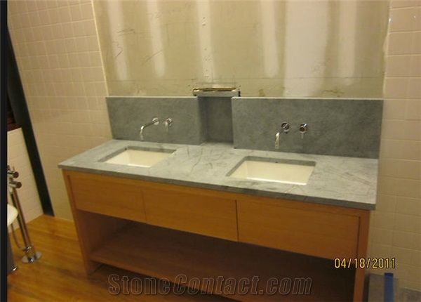 Incroyable Soapstone Vanity Countertops, Barroca Grey Soapstone Bath Tops
